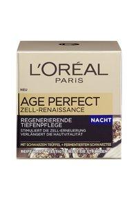 L'Oréal Paris Skin - AGE PERFECT CELL RENAISSANCE NIGHT 50ML - Nattvård - - - 1