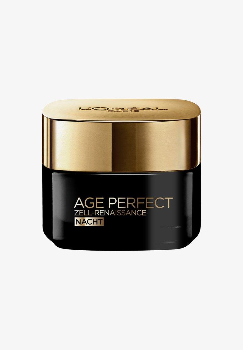 L'Oréal Paris Skin - AGE PERFECT CELL RENAISSANCE NIGHT 50ML - Nattvård - -