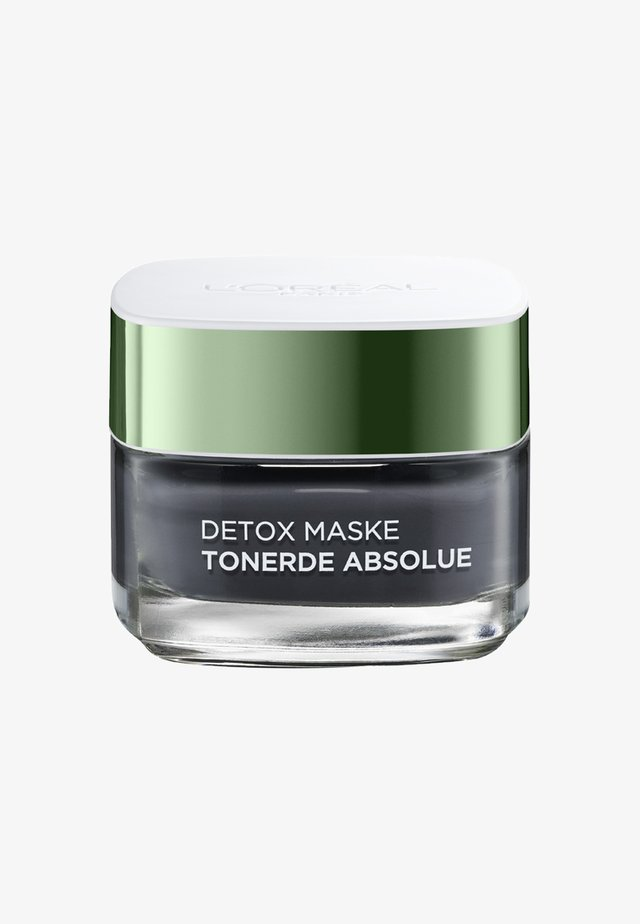 CLAY ABSOLUTE DETOX MASK 50ML - Gesichtsmaske - -