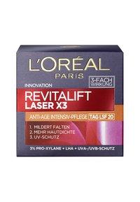 L'Oréal Paris Skin - REVITALIFT LASER X3 INTENSIVE SPF20  - Dagcreme - - - 1
