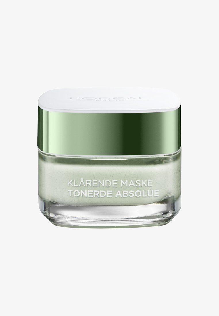 L'Oréal Paris Skin - ALUMINA ABSOLUE CLARIFYING MASK 50ML - Gesichtsmaske - -