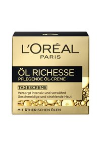 L'Oréal Paris Skin - OIL RICHESSE OIL CREAM 50ML - Face cream - - - 1