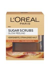 L'Oréal Paris Skin - SUGAR SCRUBS 50ML - Ansigtsscrub - - - 3