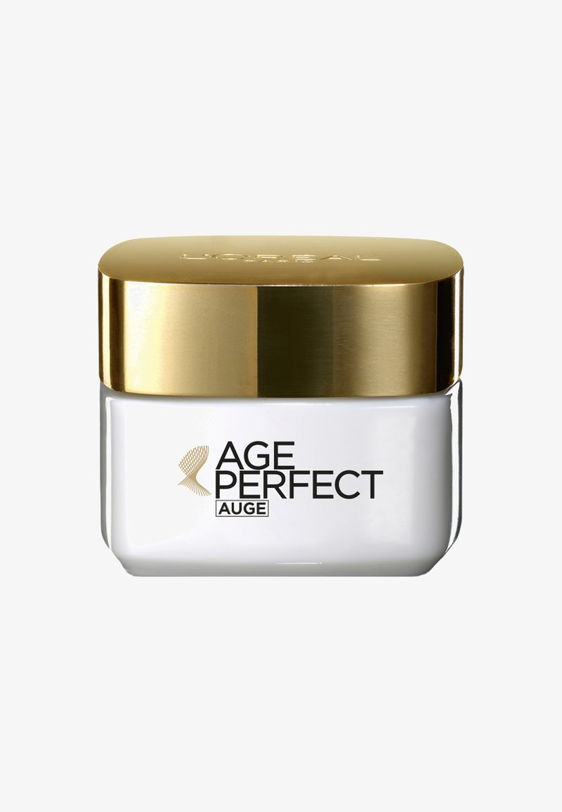 L'Oréal Paris Skin - AGE PERFECT SOY PEPTIDES 15ML - Øjenpleje - -