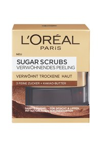L'Oréal Paris Skin - SUGAR SCRUBS NOURISHING 50ML - Peeling do twarzy - - - 3