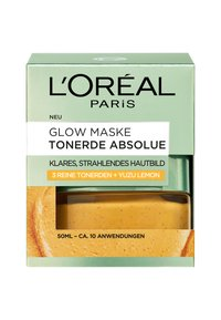 L'Oréal Paris Skin - CLAY ABSOLUTE GLOW MASK 50ML - Face mask - - - 2