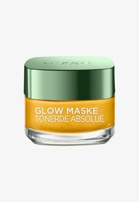 L'Oréal Paris Skin - CLAY ABSOLUTE GLOW MASK 50ML - Face mask - - - 0