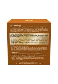 L'Oréal Paris Skin - AGE PERFECT EXTRA-RICH MANUKA NIGHT CREAM 50ML - Natpleje - - - 3