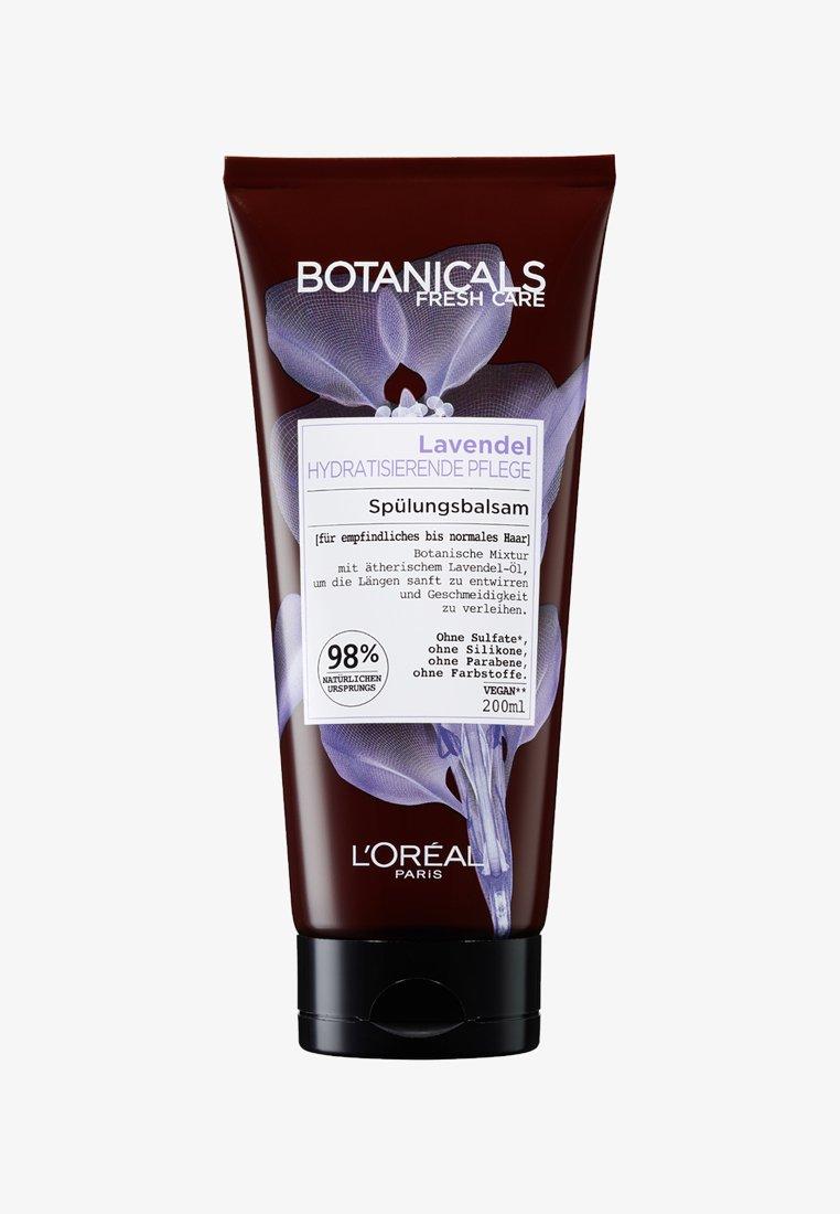 L'Oréal Paris Botanicals Fresh Care - BOTANICALS LAVENDER CONDITIONER 200ML - Conditioner - neutral