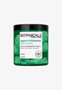 L'Oréal Paris Botanicals Fresh Care - GINGER & CORIANDER STRENGTHENING MASK - Hair mask - - - 0