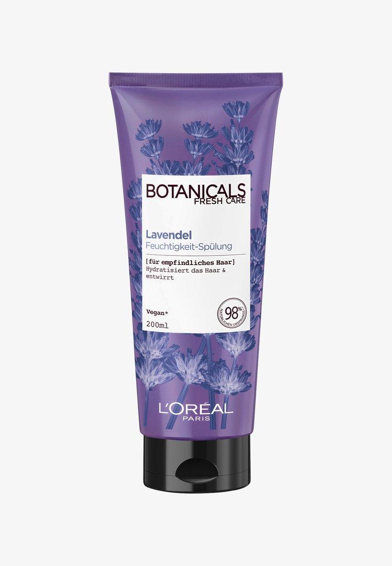 L'Oréal Paris Botanicals Fresh Care - LAVENDER HYDRATING CONDITIONER - Conditioner - -