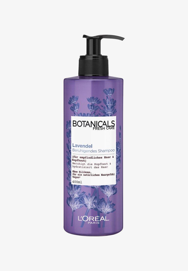 L'Oréal Paris Botanicals Fresh Care - LAVENDER HYDRATING SHAMPOO - Shampoo - -