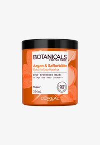 L'Oréal Paris Botanicals Fresh Care - ARGAN & SAFFLOWER NOURISHING MASK - Hårmaske - - - 0