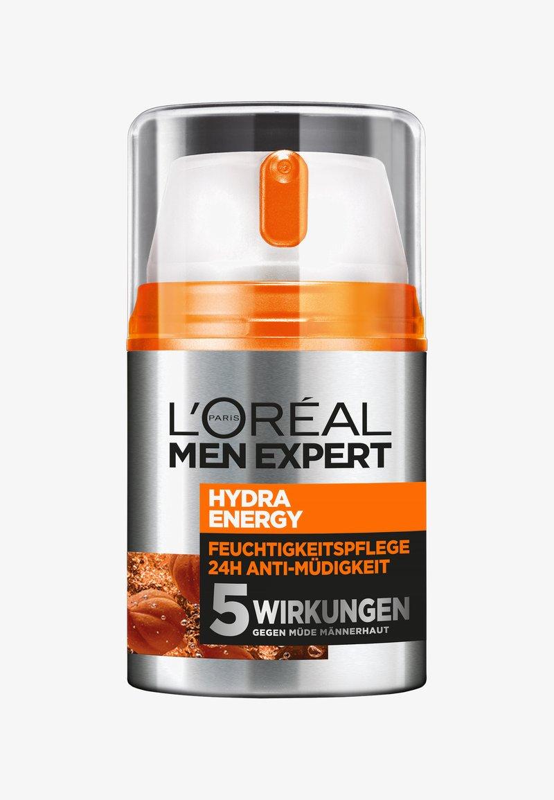 L'Oréal Men Expert - HYDRA ENERGY 24H CARE 50ML - Gesichtscreme - -
