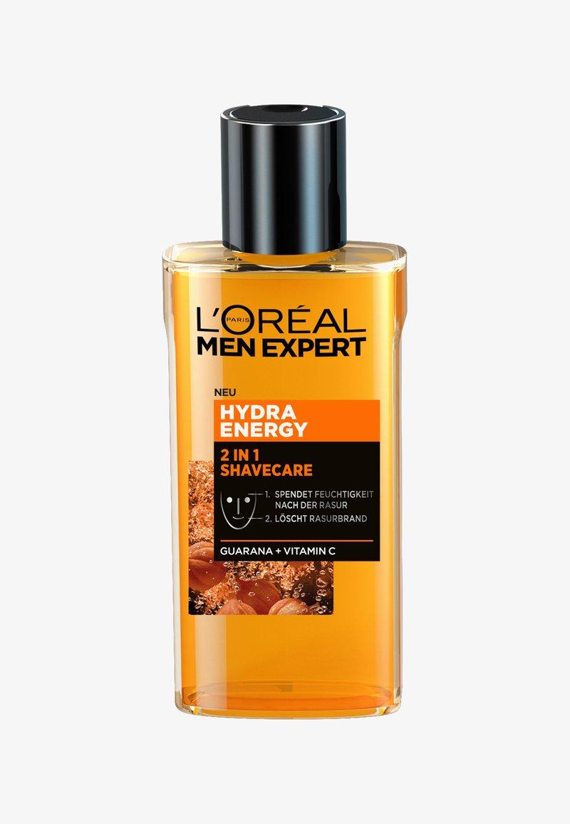 L'Oréal Men Expert - HYDRA ENERGY 2IN1 SHAVECARE 125ML - After Shave - -