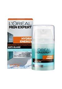 L'Oréal Men Expert - HYDRA ENERGY COOLING MOISTURIZING ANTI-GLARE 50ML - Soin de jour - - - 1