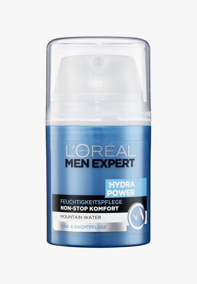 L'Oréal Men Expert - HYDRAPOWER 24H COMPLETE COMFORT DAY CARE 50ML - Gesichtscreme - -