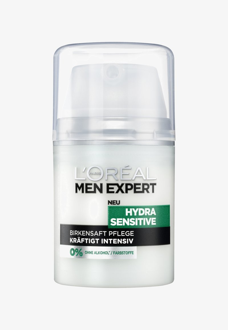 L'Oréal Men Expert - HYDRA SENSITIVE BIRCH SAP CARE 50ML - Soin de jour - -
