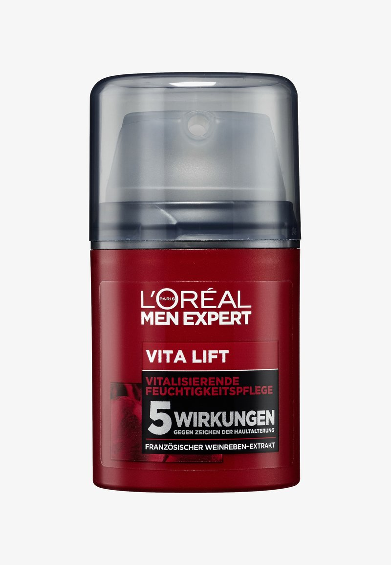 L'Oréal Men Expert - VITA LIFT 5 MOISTURIZER 50ML - Soin de jour - -