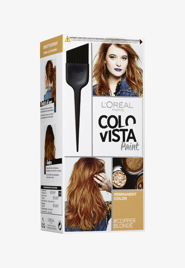 L'Oréal Paris Colovista - HAIRPAINT - Hair colour - copper