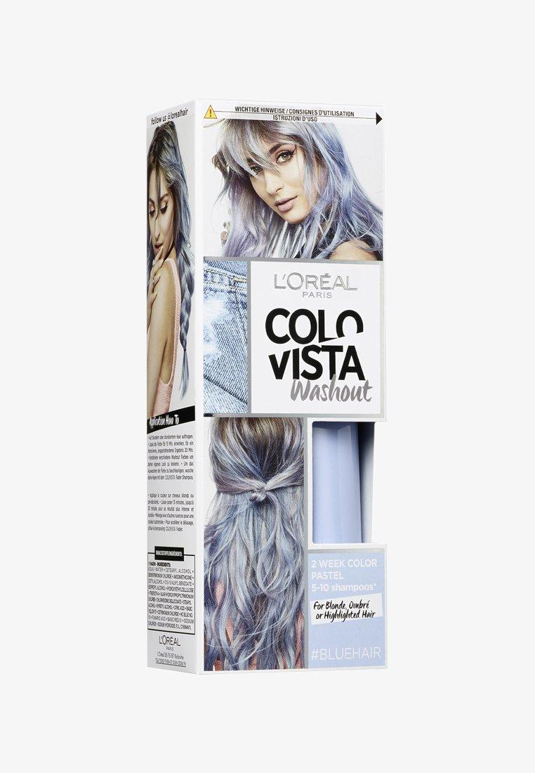 L'Oréal Paris Colovista - WASH OUT - Haarverf - bluehair