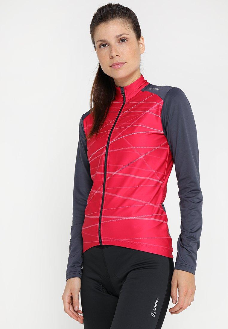 LÖFFLER - BIKE STARLITE - Sports shirt - pink