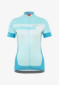 LÖFFLER - BIKE TRIKOT HOTBOND®  - T-Shirt print - topaz blue - 6