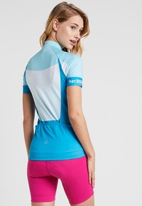 LÖFFLER - BIKE TRIKOT HOTBOND®  - T-Shirt print - topaz blue - 2