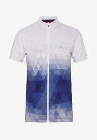 LÖFFLER - BIKE EVO - Print T-shirt - night blue - 3