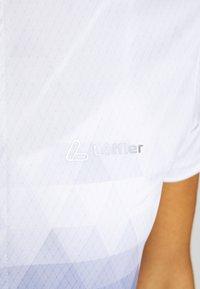LÖFFLER - BIKE EVO - Print T-shirt - night blue - 4