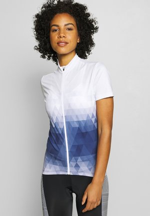 BIKE EVO - Print T-shirt - night blue