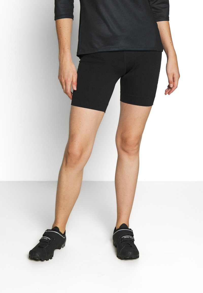 LÖFFLER - BIKE EXTRA SHORT TOUR - Leggings - black
