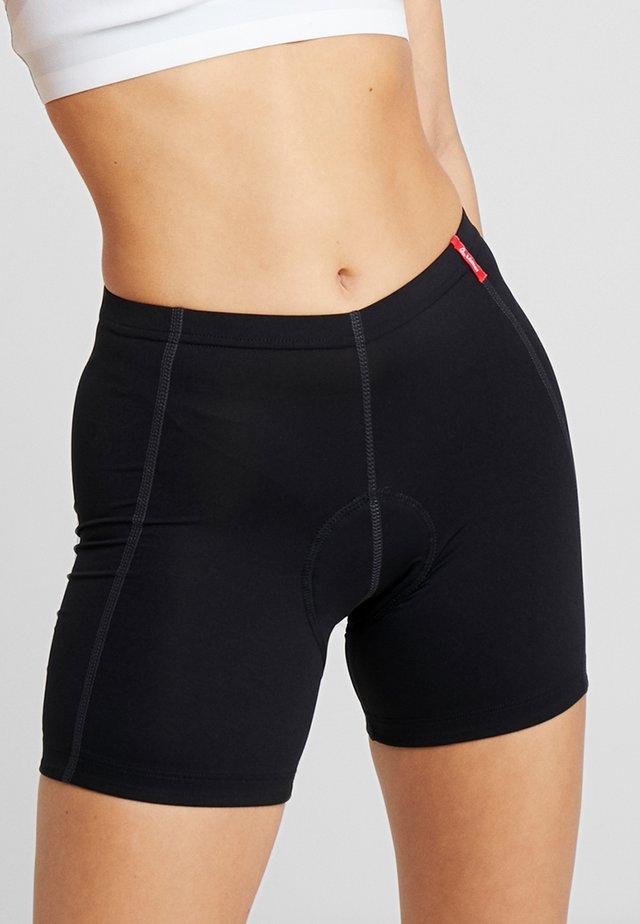 RAD ELASTIC - Pants - black