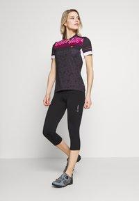 LÖFFLER - BIKE BASIC - 3/4 sports trousers - black - 1
