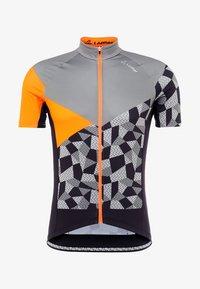 LÖFFLER - BIKE TRIKOT ASTON - T-Shirt print - orange - 4