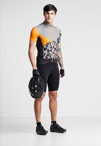LÖFFLER - BIKE TRIKOT ASTON - T-Shirt print - orange - 1