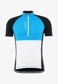 LÖFFLER - BIKE TRIKOT BLOCK - T-Shirt print - brillant - 4