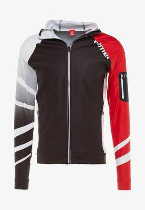 HOODY WORLDCUP - Training jacket - black/red