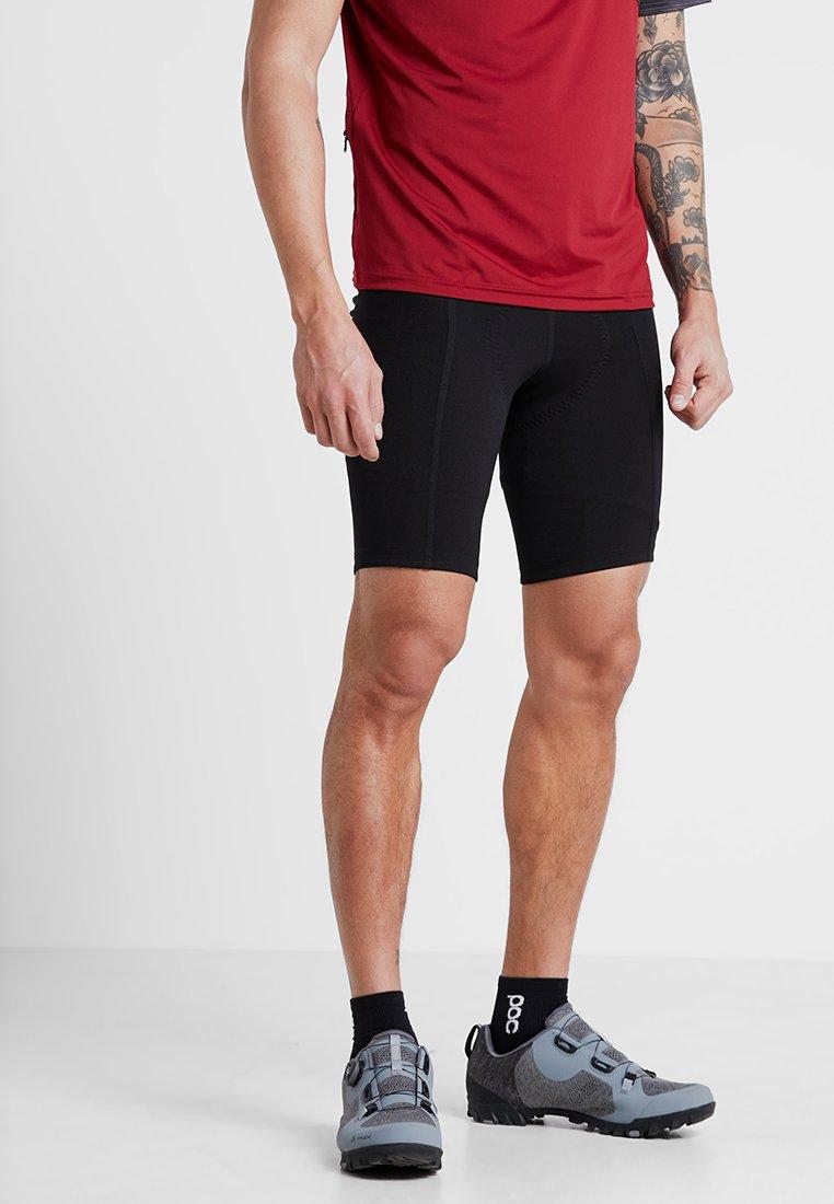 LÖFFLER - BIKE BASIC - Leggings - schwarz