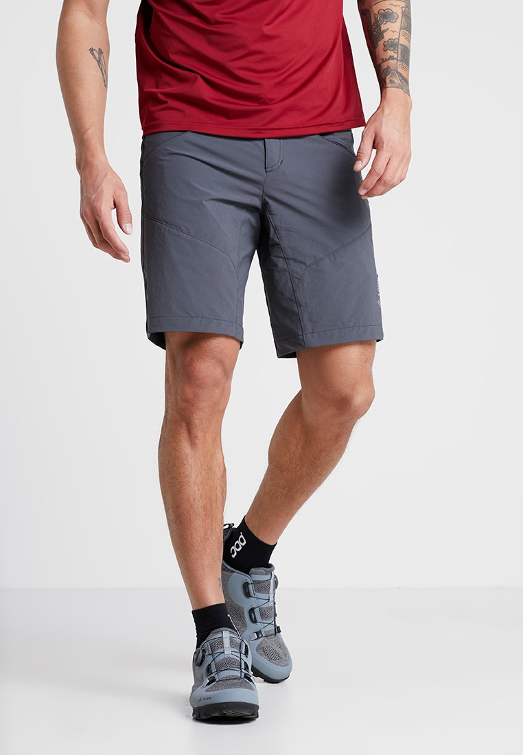 LÖFFLER - BIKE SHORTS SENZANO - Outdoor shorts - anthrazit