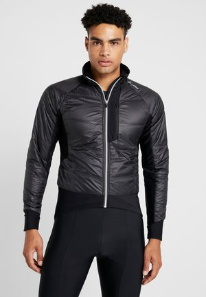 BIKE ISO JACKE  - Chaqueta outdoor - black