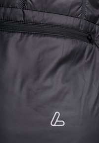 LÖFFLER - BIKE ISO JACKE  - Giacca outdoor - black - 3