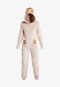 Loungeable - SLOTH ONESIE - Pyjama - beige - 5
