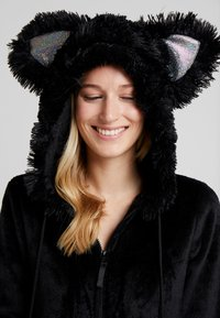 Loungeable - CAT ONESIE - Pyjama - black - 4