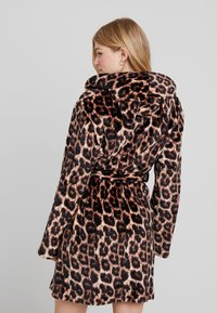 Loungeable - LEOPARD ROBE - Dressing gown - multi - 2