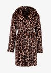 Loungeable - LEOPARD ROBE - Dressing gown - multi