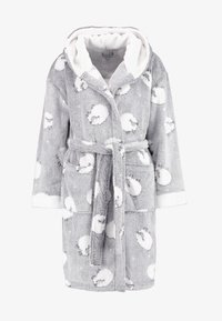 Loungeable - SHEEP ROBE - Dressing gown - grey - 3