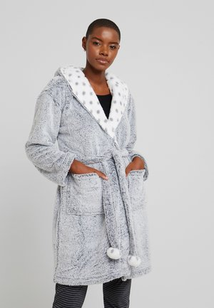 DUCKLING ROBE - Dressing gown - grey