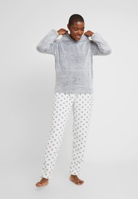 Loungeable - DUCKLING PYJAMA - Pyžamo - grey - 0