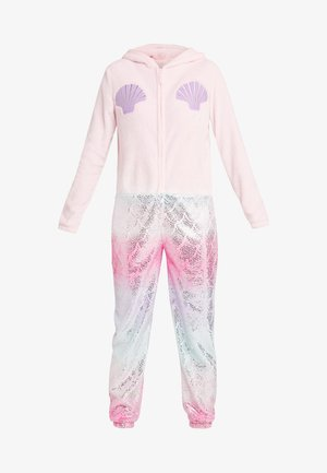 MERMAID PRINT AND APPLIQUE ALL IN ONE - Pyžamo - pink